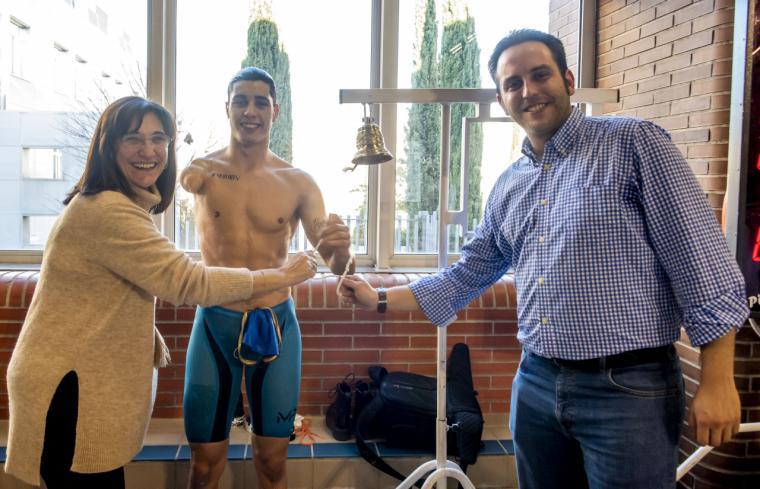 El polideportivo el Torreón acogió este fin de semana el VII Trofeo Ciudad de Pozuelo de Natación