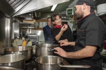 """Las jornadas gastronómicas """"Pozuelo de Cuchara"""" arrancan con gran éxito de acogida"""