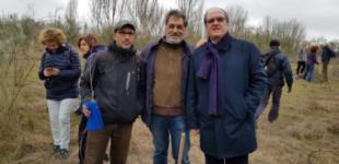 Bascuñana y Gabilondo reafirman su compromiso con el medioambiente en el Meaques