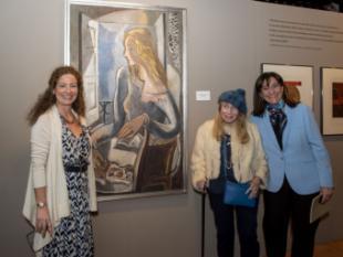 Pozuelo de Alarcón exhibe la obra de José Caballero, uno de los grandes de las vanguardias del siglo XX