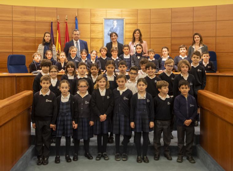 """Alumnos de Infantil participarán en el programa """"Visita tu Ayuntamiento"""""""