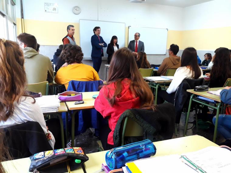 La Comunidad de Madrid afianza el estudio trilingüe en los centros educativos públicos
