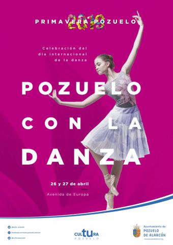 """Víctor Ullate y su Ballet, y los alumnos de danza de la ciudad, protagonistas de la III edición de """"Pozuelo con la Danza"""""""