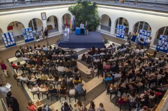 El Ayuntamiento premia el talento de los alumnos de Primaria en el Concurso Escolar de Poesía, Ilustración y Declamación Gerardo Diego
