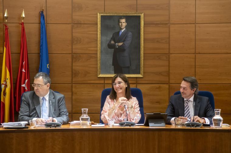 El Ayuntamiento aprueba declarar los cascos urbanos de la zona de Pozuelo Pueblo y la Estación como áreas de rehabilitación
