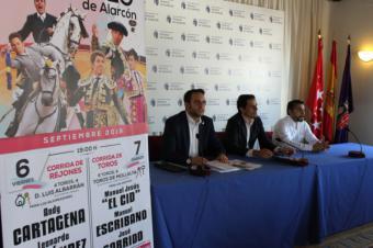 """Los diestros """"El Cid"""", Manuel Escribano y José Garrido componen el cartel taurino de las fiestas patronales de Pozuelo de Alarcón"""