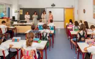 El Ayuntamiento destina más de un millón de euros a la educación de los alumnos de Pozuelo de Alarcón