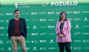 Iker Casillas presenta la nueva temporada del CF Pozuelo