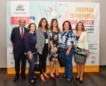 """La Asociación de Mujeres Empresarias de Pozuelo organiza su I Jornada """"Prepara tu empresa para crecer"""""""