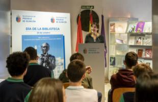 Pozuelo de Alarcón dedica el Día de la Biblioteca al poeta Federico García Lorca