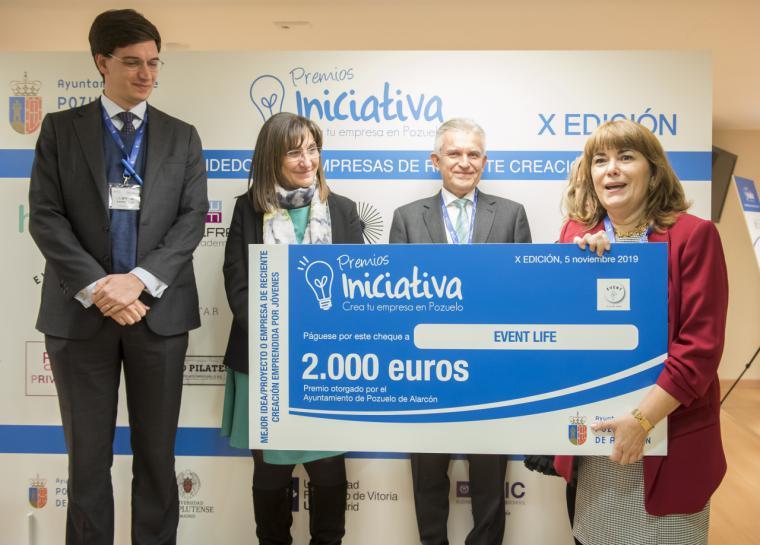 """Pozuelo de Alarcón distingue a los emprendedores y empresas de reciente creación con los """"Premios Iniciativa"""""""