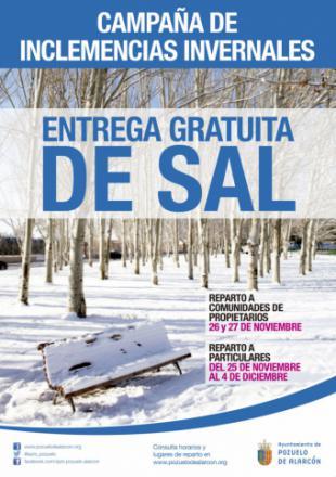 El Ayuntamiento de Pozuelo de Alarcón ya tiene preparado su Plan de Inclemencias Meteorológicas para los próximos meses