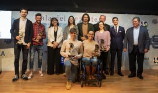 El colegio Liceo Sorolla de Pozuelo de Alarcón reconoce los valores deportivos en su VIII Gala del Deporte