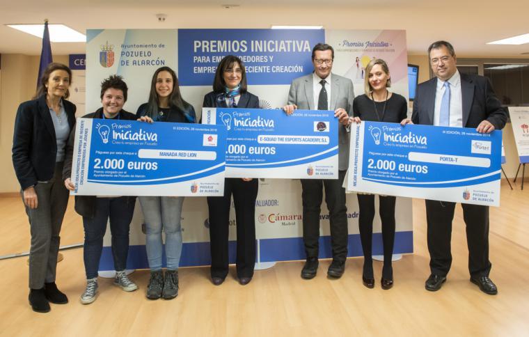 """El Ayuntamiento entrega los """"Premios"""