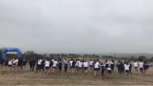 Más de 2.100 corredores participaron en el Cross de Navidad en el Parque Forestal Adolfo Suárez
