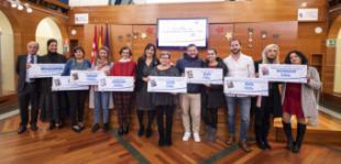 El Ayuntamiento entrega los Premios del Concurso de Escaparatismo Navideño que este año cumple su XX edición