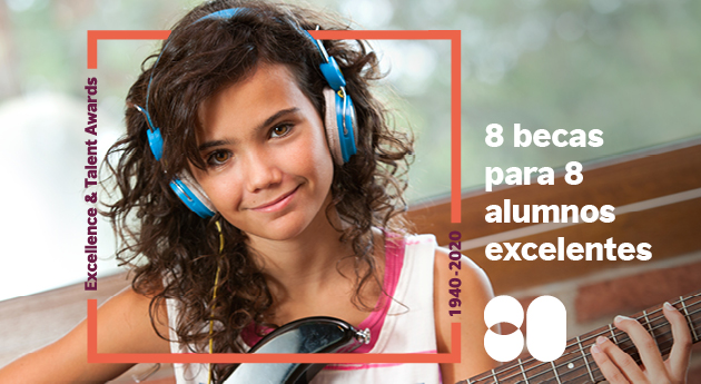 El British Council School premia la excelencia y el talento con 8 becas para estudiar Secundaria en su centro