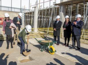 El Colegio Americano de Pozuelo de Alarcón amplía y expande sus instalaciones con un edificio con consumo de Energía Cero*