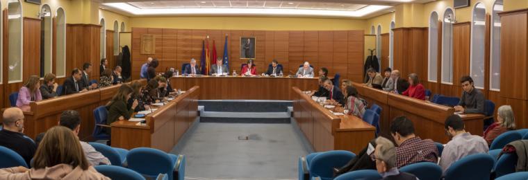 El Ayuntamiento insta al Presidente del Gobierno de España a romper sus acuerdos con los partidos separatistas