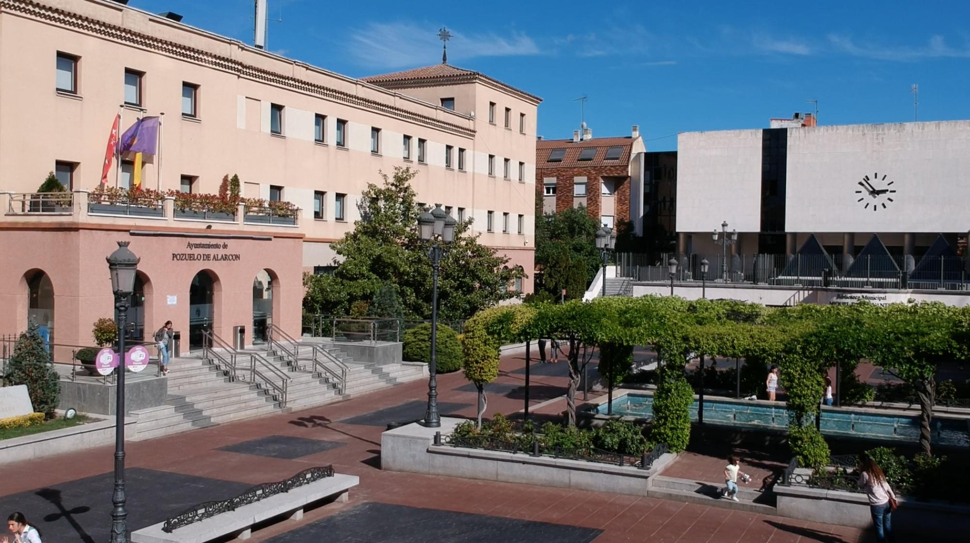 """Más de 300 alumnos de Primaria de Pozuelo de Alarcón de participan este curso en el programa """"Visita tu Ayuntamiento"""""""