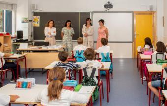 Arrancan las jornadas de puertas abiertas de los centros educativos de la ciudad para la escolarización