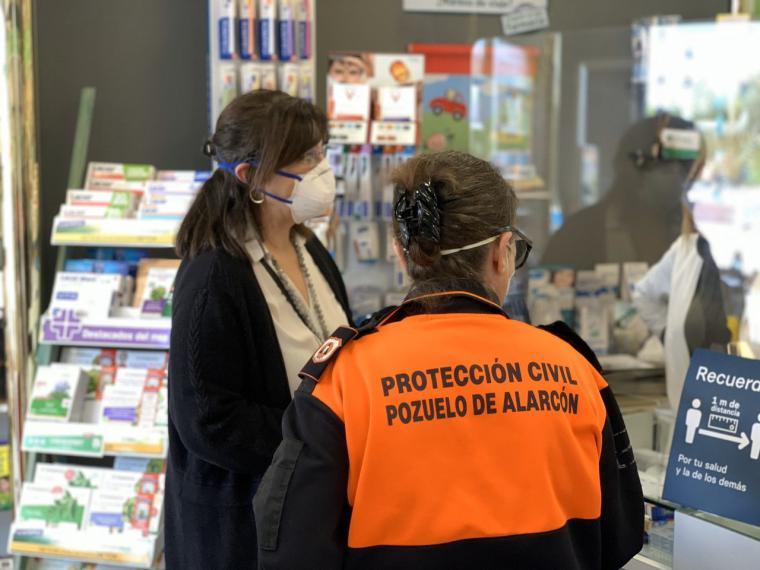 El Ayuntamiento recuerda que sigue abierto el registro de voluntarios para prestar ayuda a la población más vulnerable ante el coronavirus