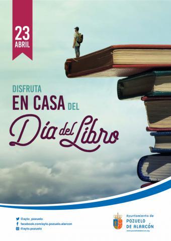 El Ayuntamiento de Pozuelo de Alarcón celebra el Día del Libro con propuestas de animación a la lectura en las que participan escritores locales, nacionales, ilustradores y cuentacuentos