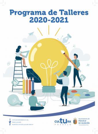 Comienza la preinscripción para los talleres de Cultura de cara al curso 2020/2021