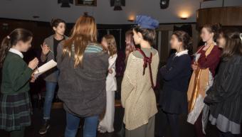 El Ayuntamiento prorroga el contrato de la Escuela de Creatividad y Artes Escénicas