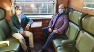 El Tren de Felipe II acerca a madrileños y visitantes al patrimonio cultural de la Comunidad de Madrid