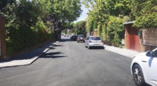 La Operación Asfalto en Pozuelo de Alarcón mejora este verano más de 86.000 m2 de superficie en casi medio centenar de calles