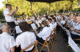 """El Ayuntamiento continúa apoyando la labor cultural de la Asociación Músico Cultural """"La Lira de Pozuelo"""""""