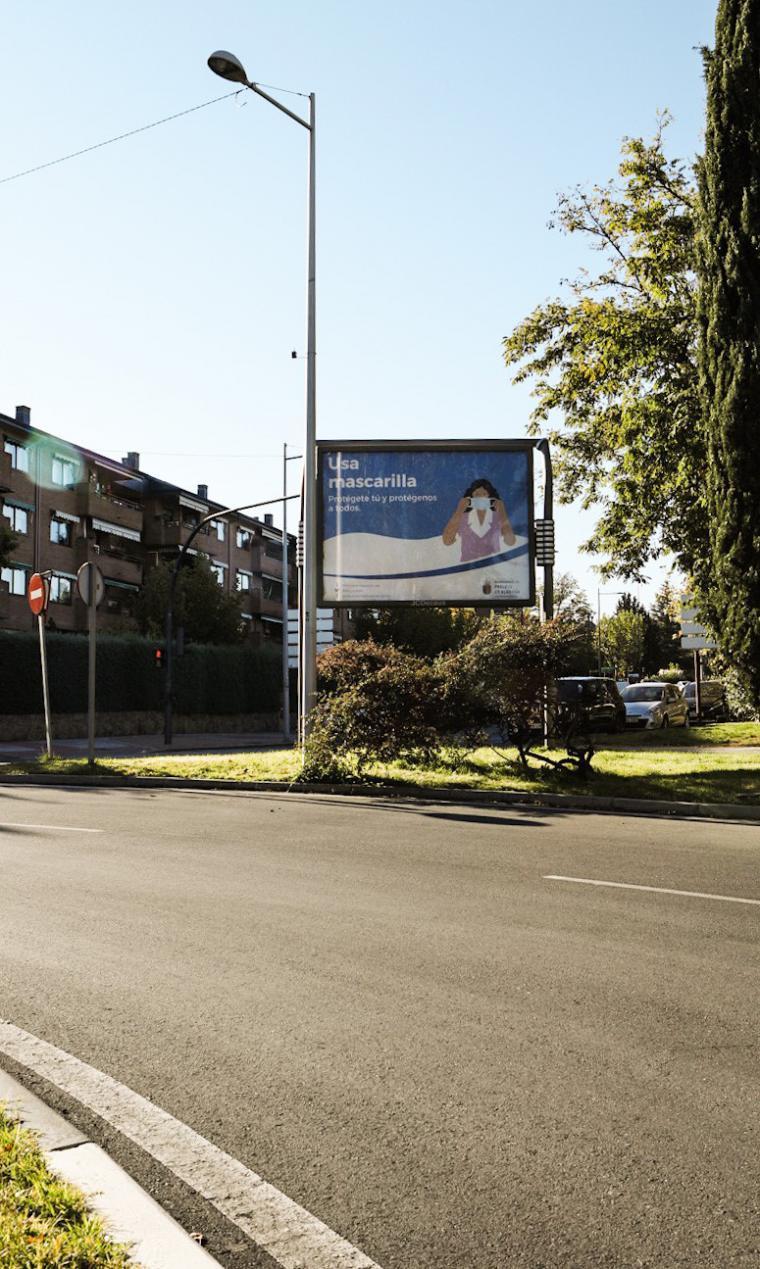 El Ayuntamiento lanza una campaña de concienciación para recordar las principales medidas de protección frente el virus