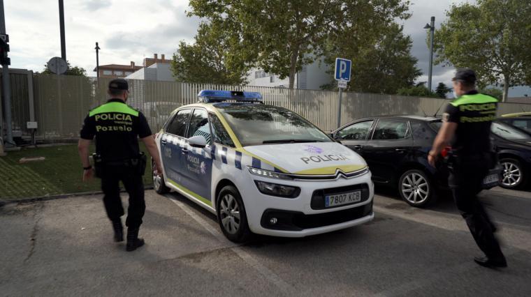 La Policía Municipal pone en marcha una nueva ronda de control de aforos en hostelería