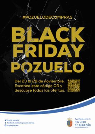 Los comercios de Pozuelo ofrecerán descuentos especiales con motivo del Black Friday