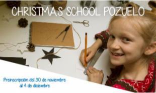 """El Ayuntamiento promueve el aprendizaje del inglés y la conciliación familiar y laboral con la organización del """"Christmas School"""""""