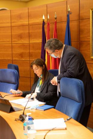 La reforma de la mediana de la avenida de Europa, la rehabilitación de La Estación y el soterramiento de la M-503, entre las inversiones para 2021