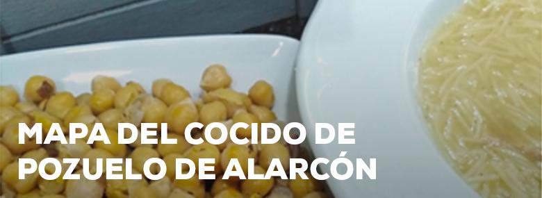 """El """"Mapa del Cocido en Pozuelo"""" reúne ya a más de una veintena de restaurantes de la ciudad"""