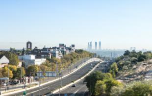Comienzan los trámites para construir dos nuevas pasarelas peatonales sobre la M-503 y la M-508