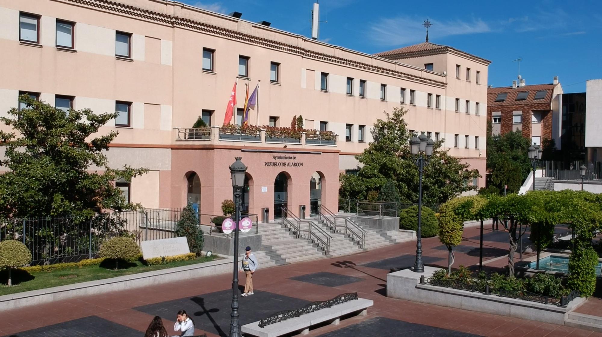El Ayuntamiento de Pozuelo de Alarcón tiene preparado su Plan de Inclemencias Meteorológicas