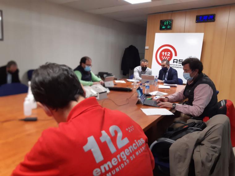 La Comunidad de Madrid activa el nivel 2 del Plan de Inclemencias Invernales por el temporal de frío y nieve