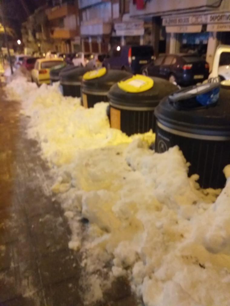 El Ayuntamiento recoge 277 toneladas de basura en 48 horas