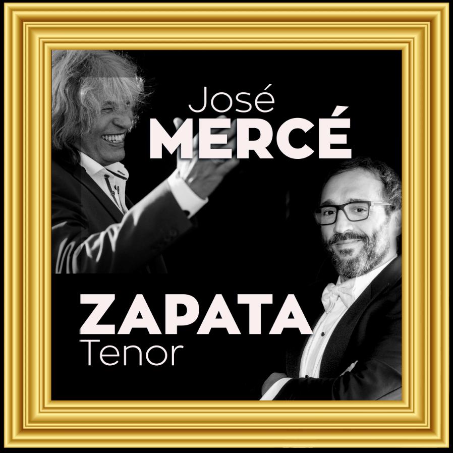 """José Mercé y el tenor José Manuel Zapata unen sus talentos en """"Tango mano a mano"""""""