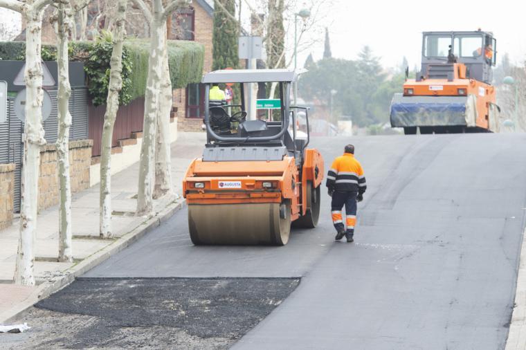 El Ayuntamiento pondrá en marcha un nuevo plan de asfaltado en la ciudad al que destinará 2,5 millones de euros