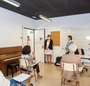 El Gobierno municipal avanza en la próxima construcción de la nueva Escuela de Música en Pozuelo