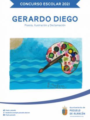 """Nueva edición del """"Concurso Escolar Gerardo Diego"""""""
