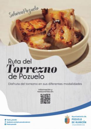 """Pozuelo de Alarcón tiene ya su """"Ruta del Torrezno"""" con una treintena de restaurantes de la ciudad"""