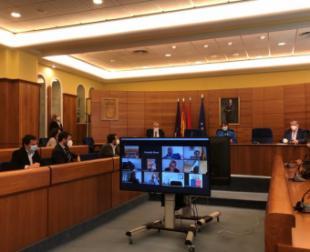 Pozuelo de Alarcón ha celebrado el Pleno Extraordinario para el sorteo para la formación de mesas electorales