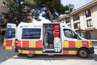 El Servicio de Emergencias de Pozuelo incorpora a tres alumnos en prácticas del instituto San Juan de la Cruz