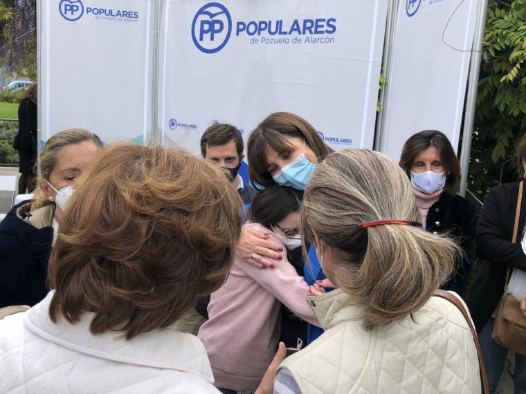 Pérez Quislant pone a Pozuelo de ejemplo de las políticas de discapacidad del PP